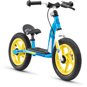 s'cool pedeX easy 12 Kinderen, blue/yellow